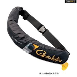 がまかつ(Gamakatsu) GM-2176 エアフローター 52176 インフレータブル(自動膨張)