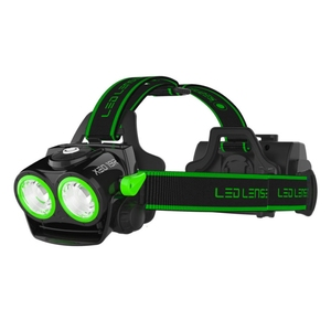 【送料無料】LED LENSER(レッドレンザー) XEO19R エキストリーム BLACKK/GREEN