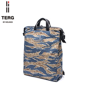 【送料無料】TERG(ターグ) オールウェイスクエアトート 18L タイガーストライプカモ 19930009029000