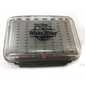 バスプロショップ ホワイトリバー ダブルスライドフライボックス 両開きタイプ
