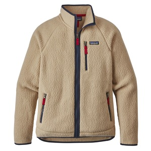 パタゴニア(patagonia) M's Retro Pile Jacket(メンズ レトロ パイル ジャケット) 22800 メンズフリースジャケット