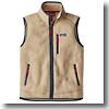 M's Retro Pile Vest(メンズ レトロ パイル ベスト)SELKH(El Cap Khaki)