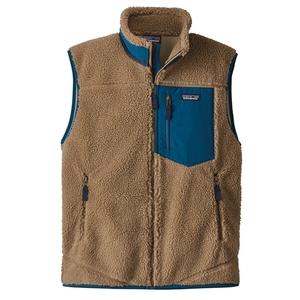 【送料無料】パタゴニア(patagonia) M's Classic Retro-X Vest(メンズ クラシック レトロX ベスト) S MJVK(Mojave Khaki) 23048