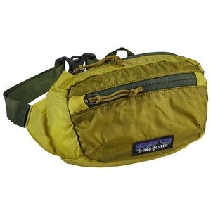 パタゴニア(patagonia) LW Travel Mini Hip Pack(ライトウェイト トラベル ミニ ヒップ パック) 1L GJG(Golden Jungle) 49446