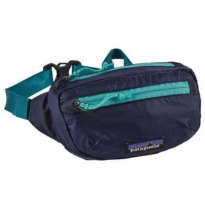 パタゴニア(patagonia) LW Travel Mini Hip Pack(ライトウェイト トラベル ミニ ヒップ パック) 1L NVYB(Navy Blue) 49446