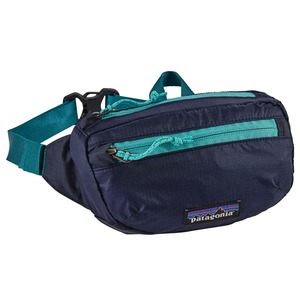 LW Travel Mini Hip Pack(ライトウェイト トラベル ミニ ヒップ パック) 1L NVYB(Navy Blue)