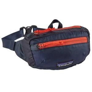パタゴニア(patagonia) LW Travel Mini Hip Pack(ライトウェイト トラベル ミニ ヒップ パック) 1L SMDB(Smolder Blue) 49446