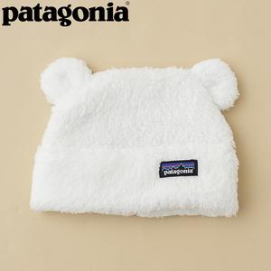 パタゴニア(patagonia) Baby Furry Friends Hat(ベビー ファーリー フレンズ ハット) 60560 ニット(ジュニア・キッズ・ベビー)