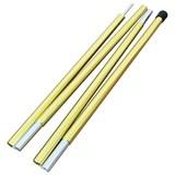 TENT FACTORY(テントファクトリー) トレックインジュラルミンポール140 2Pセット TF-TDAP16-140 パーツ&メンテナンス用品