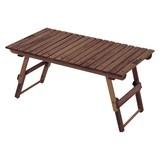 TENT FACTORY(テントファクトリー) グランドホームテーブル スライド TF-WLGTW-S キャンプテーブル