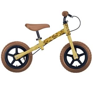【送料無料】キャプテンスタッグ(CAPTAIN STAG) キャンプアウト Tバイク トレーニングバイク 幼児用 ブレーキ付 12 YG-284