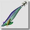 エメラルダスボート II RV(ラトルバージョン)3.0号緑−パープル杉