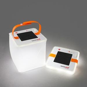 LuminAID(ルミンエイド) パックライトMAX 15cm 37007