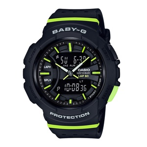 BABY-G(ベビージー) 【国内正規品】BGA-240-1A2JF10気圧防水 BGA-240-1A2JF カジュアルウォッチ