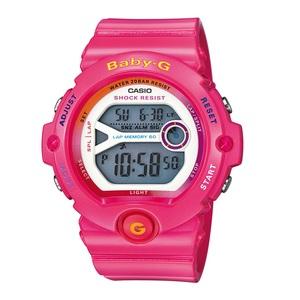 【送料無料】Baby-G(ベビージー) BG-6903-4BJF 49.1x45 ピンク