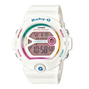 【送料無料】BABY-G(ベビージー) 【国内正規品】BG-6903-7CJF 20気圧防水 ホワイトxマルチ