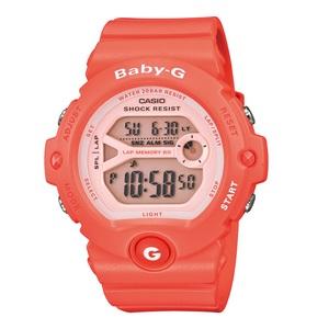 【送料無料】Baby-G(ベビージー) BG-6903-4JF 49.1x45 オレンジ