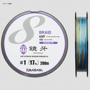 ダイワ(Daiwa) UVF 鏡牙センサー 8ブレイド+Si 200m 07303043