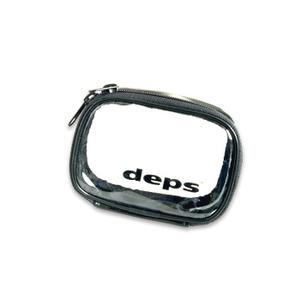 デプス(Deps) マルチポーチ S ブラック