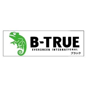 エバーグリーン(EVERGREEN) B-TRUE ボートディカル L ブラック