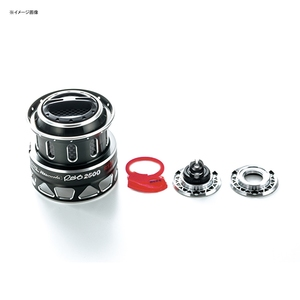 アブガルシア(Abu Garcia) Abu ワークス REVO 2500 RS74 スプールキット 1443384 スピニング用スプール