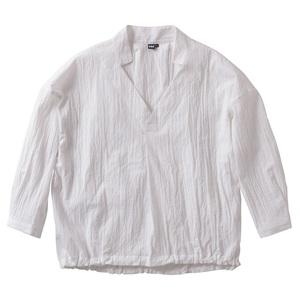 HELLY HANSEN(ヘリーハンセン) HW41711 W L/S Seersucker Stripe Shirt WL W