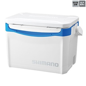 【送料無料】シマノ(SHIMANO) LZ-320Q HOLIDAY-COOL(ホリデー クール) 200 20L ホワイトブルー 53832