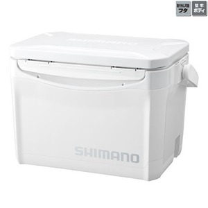【送料無料】シマノ(SHIMANO) LZ-326Q HOLIDAY-COOL(ホリデー クール) 260 26L ピュアホワイト 53833