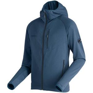 【送料無料】MAMMUT(マムート) EXCURSION Advanced Jacket Men's M 5784(marine melange) 1014-00080