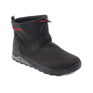 【送料無料】Columbia(コロンビア) PORTER LEAF CAMP BOOT WATERPROOF 9.5/27.5cm 010(Black) YU3902