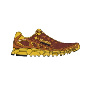 【送料無料】マウンテンハードウェア BAJADA 3 MADARA Men's 8.5/26.5cm 710(Electron YellowxRusty YM5406