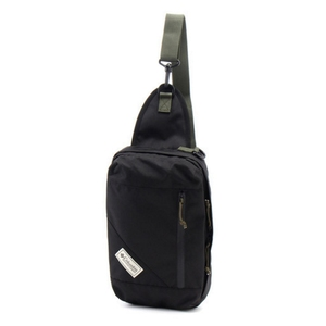 Columbia(コロンビア) PRICE STREAM 2WAY BAG 6L 012(BlackxSurplus Green) PU8081