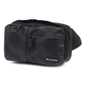 【送料無料】Columbia(コロンビア) THIRD BLUFF HIP BAG II 5L 015(BlackxSilver) PU8170