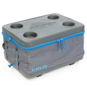 KELTY(ケルティ) フォールディング・クーラー・ミディアム A24668616 キャンプクーラー20~49リットル