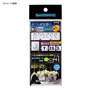 シマノ(SHIMANO) RG-KE1Q カワハギ仕掛け 楽々セット 吸わせ力(チカラ) 52861 仕掛け