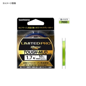 シマノ(SHIMANO) CL-I34Q LIMITED PRO MASTER FLUORO TOUGH-MUD 2.0号 マッドグレー 54970