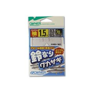 オーナー針 鈴なりワカサギ袖 No.36200