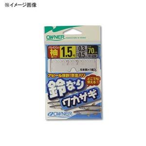 オーナー針 鈴なりワカサギ袖 鈎2.5ハリス0.4 No.36200
