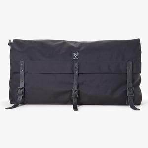 【送料無料】SOUTH2 WEST8 Balistic Nylon Flapped Traveler's Pack ブラック BG647