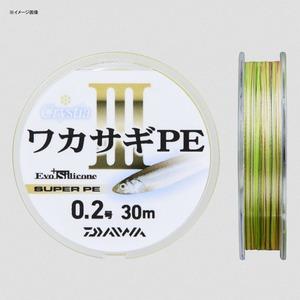 ダイワ(Daiwa) クリスティア ワカサギ PE III 60m 07302032 道糸100m以下