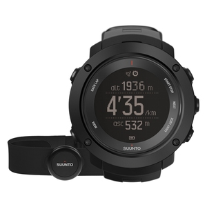 SUUNTO(スント) 【国内正規品】AMBIT3 VERTICAL BLACK(HR) SS021964000