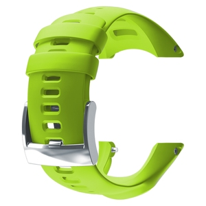 SUUNTO(スント) 【国内正規品】AMBIT3 RUN LIME SILICONE STRAP SS021629000