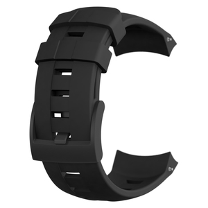 SUUNTO(スント) 【国内正規品】AMBIT3 VERTICAL BLACK SILICONE STRAP SS022004000