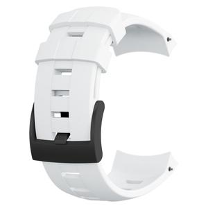 【送料無料】SUUNTO(スント) 【国内正規品】AMBIT3 VERTICAL WHITE SILICONE STRAP WHITE SS022005000