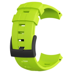 SUUNTO(スント) 【国内正規品】AMBIT3 VERTICAL LIME SILICONE STRAP SS022007000