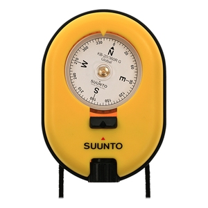 SUUNTO(スント) KB-20/360R G YELLOW COMPASS SS020419000