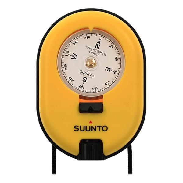 SUUNTO(スント) KB-20/360R G YELLOW COMPASS SS020419000 コンパス