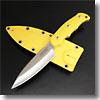ニューサビナイフ 3 (サバキ4寸5分)ガットフック無イエロー