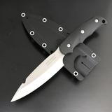 G・サカイ ニューサビナイフ 3 サバキ4寸5分 ガットフック付 11500 シースナイフ