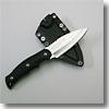ニューサビナイフ 6 仔鯱 右用 ブラック